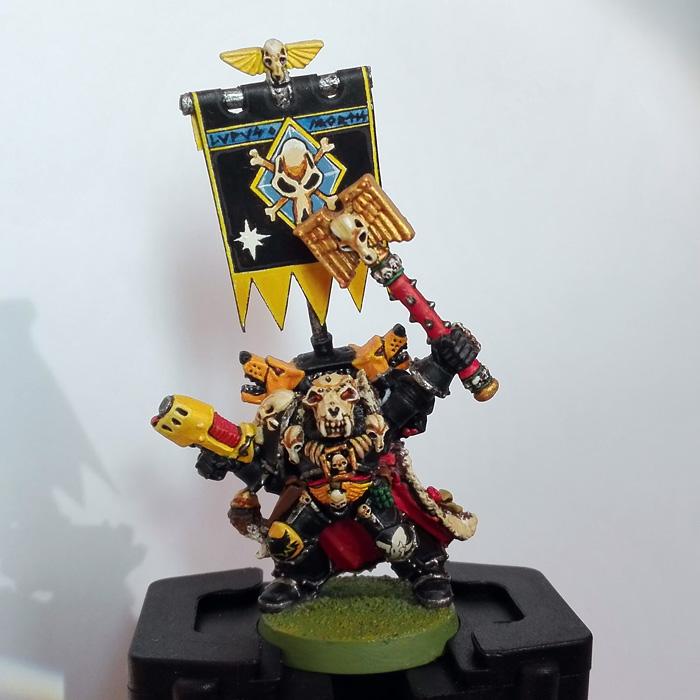 Ulrik The Slayer, Wolf Priest