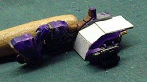 moto de ataque